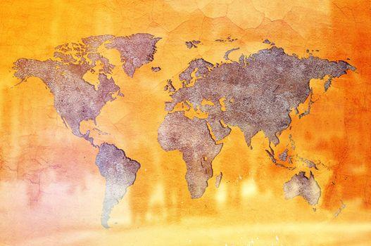 World Population Concept