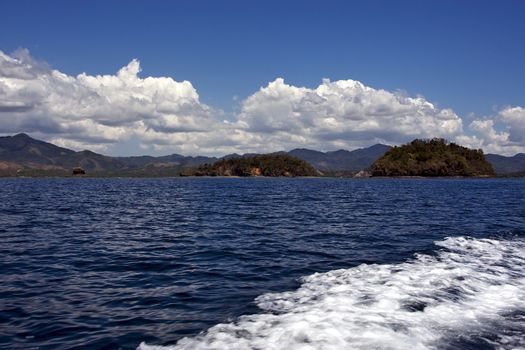 cloudy hill navigable lagoon