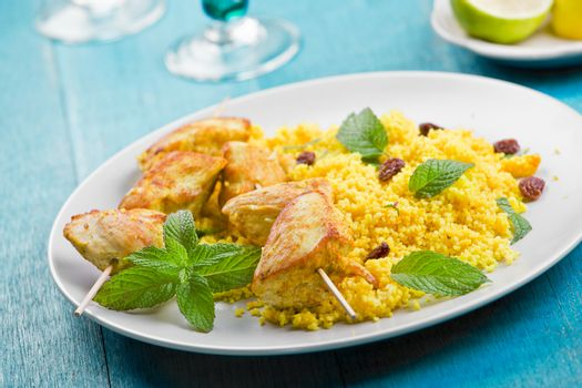 Chicken And Couscous