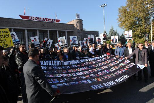 TURKEY - ANKARA - MEMORIAL
