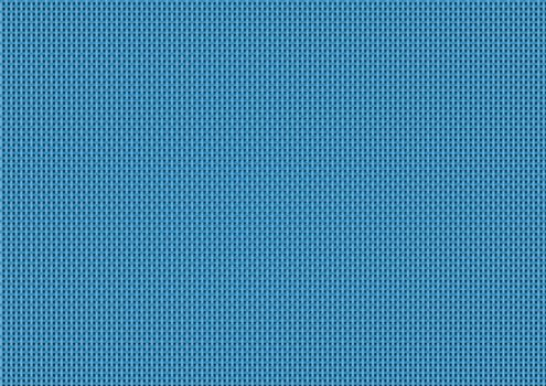 Jeans Texture - Checkered Fabric Background Illustration, Vector