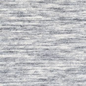 Fabric texture. Melange light gray color background.