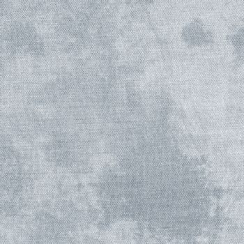 Jeans Texture. Light Grey Creative Close-up Denim Surface