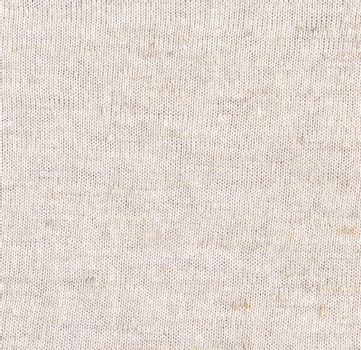 Linen knitted kattern. Fashion fabric texture background