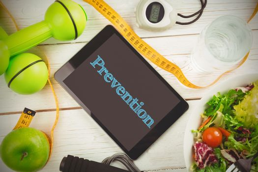 Prevention against fit persons desk