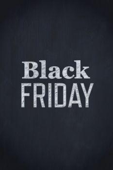A black friday advert