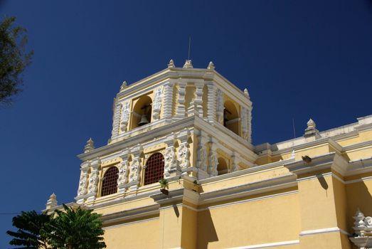 Church in Antigua, Guatemala