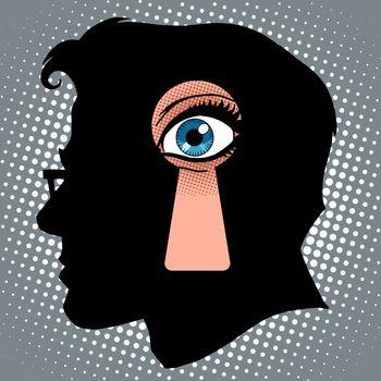 Secret thoughts of espionage
