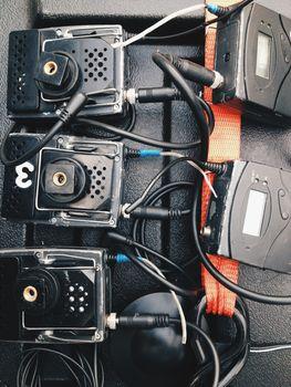 Portable Wireless Sound Recorder