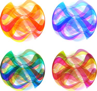 Abstract illustration. Usable for different design.