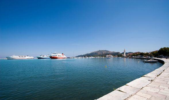 Zakynthos Harbor