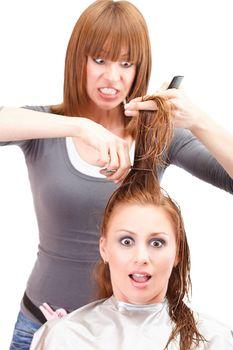 Crazy Hairdresser