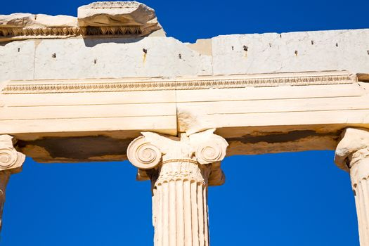 historical   athens in   and historical  parthenon