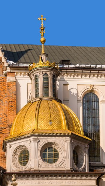 Gilded dome