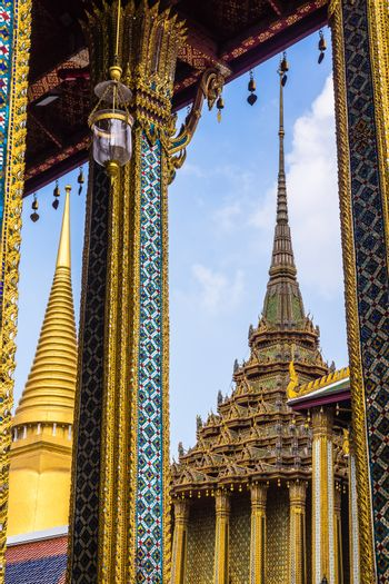 The Grand Palace complex