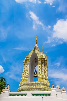 Belfry in the area of the Wat Pho