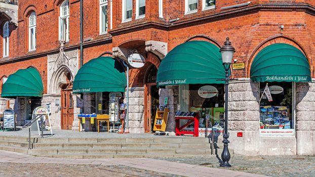 Bookstore in the Main Square