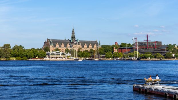 The Nordic and Vasa Museums