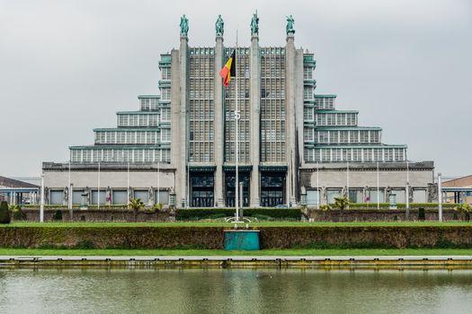 Brussels Exhibition Centre