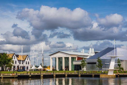 The Naval Museum in Karlskrona