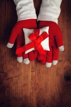 Present on Christmas eve