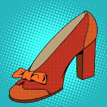 Retro shoes womens