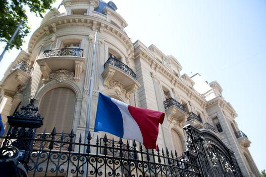 BUENOS AIRES - PARIS ATTACKS - TRIBUTES