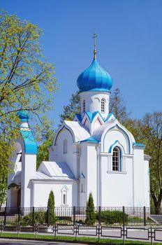White Ortodox Church