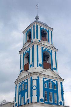 Blue bell tower