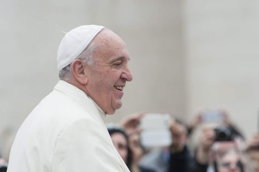 VATICAN CITY-POPE FRANCIS-CATHOLICS