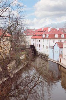 Water Mill on Vltava