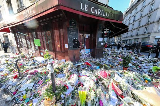 FRANCE - ATTACK - TRIBUTE