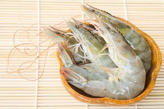 Fresh Gulf Shrimps