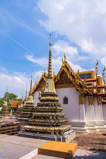 Area of the Wat Pho
