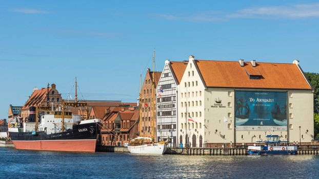 The Polish Maritime Museum