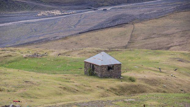 The shepherd's hut