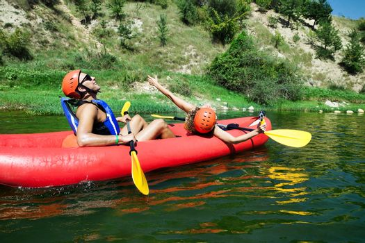 joy canoe river