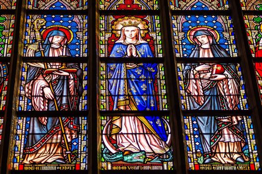 Notre Dame de Sablon