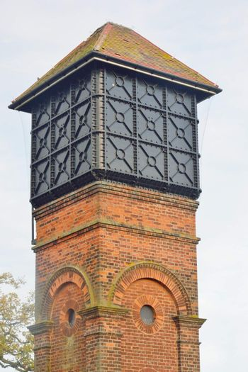 Traditional Brick Water Tower