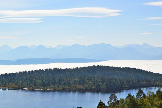 Norwegian Countryside.