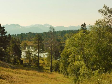 Norwegian Countryside,