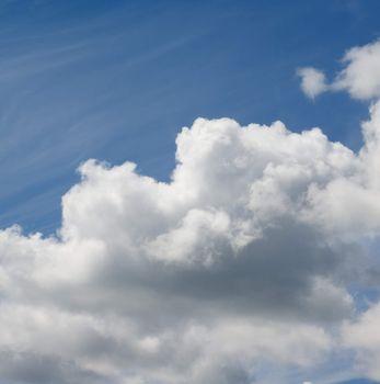 Fluffy Big Cloud