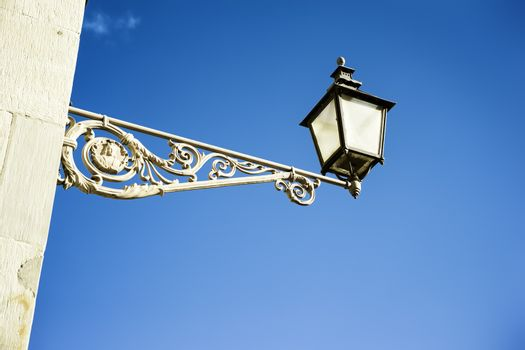 street light Stockholm