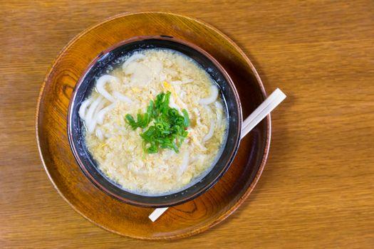 Japanese ramen noodle