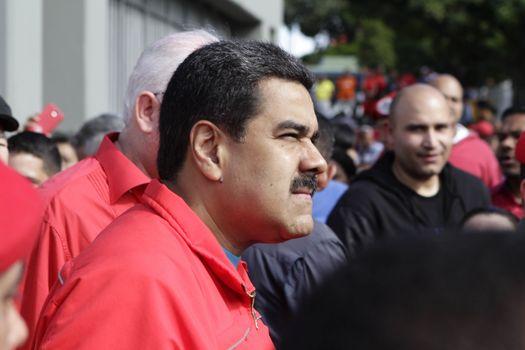 VENEZUELA - ELECTIONS - MADURO