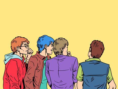 Fashion Teens boys