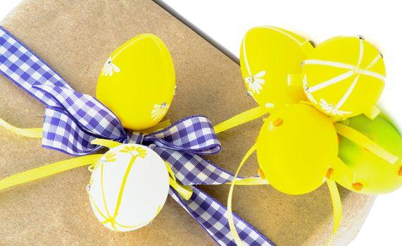 Arrangement of Easter Gifts