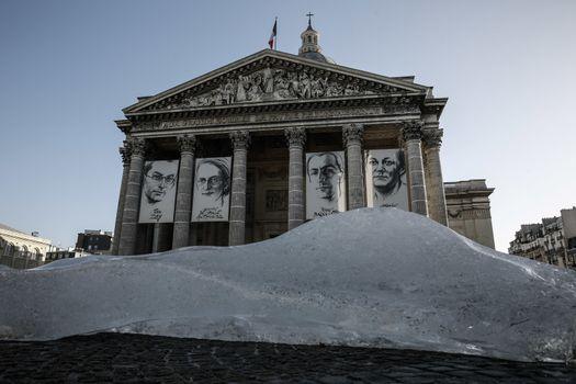 FRANCE - PARIS - CLIMATE SUMMIT