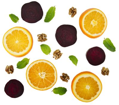 Healthy Ingredient background