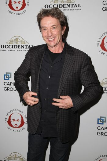 """Martin Short at the 25th Annual Simply Shakespeare Benefit Reading Of """"Twelfth Night."""" Broad Stage, Santa Monica, CA 12-08-15/ImageCollect"""